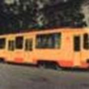 Трамвай ЛМ99 фото