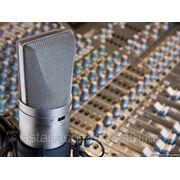 «SPACE RECORDS» - профессиональная студия звукозаписи фото