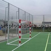 Строительство футбольное поле Харьков фото