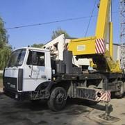 Аренда автокрана 50 тонн КС 6476 Ивановец фото