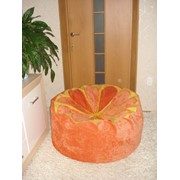 Кресло-мешок Сочный апельсин фото