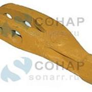 Зуб вильчатый JCB фото