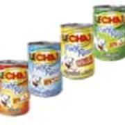 Корм для кошек Lechat Ricco влажный (баночки) фото