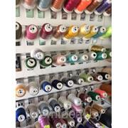 Вышивальные нитки Absolute thread 120/D2 1000 м (Китай) более 100 цветов в наличии фото