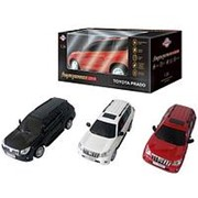 Wincars Wincars Toyota Prado (лицензия), Р/У, масштаб 1:24, ЗУ в комплекте (DS-2012) фото