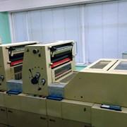 Машина листовая офсетной печати Polly 725 PBVD фото
