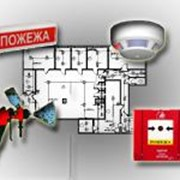 Пожарная сигнализация: проектирование, монтаж и обслуживание фото