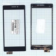 Сенсорное стекло (тачскрин) для Lenovo Vibe X2 черный, Диагональ 5, 1920x1080 (Full HD) фото