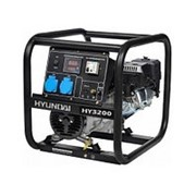 Бензиновый генератор Hyundai HY 3200 фото