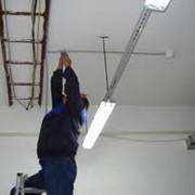 Монтаж систем охранно-пожарной сигнализации Алматы фото