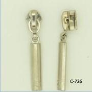 Бегунок для спиральной молнии №7 автомат, Код: С-726 фото