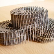 Гвозди барабанные 2,8х70, ершеные 2,8х70 BKRI фото