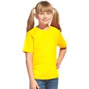 Детская футболка StanClass 06U Жёлтый 6 лет фото