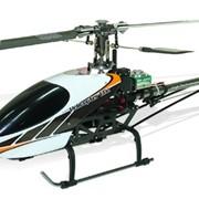 Модели вертолетов радиоуправляемые, Модели вертолетов пилотажные, Радиоуправляемый вертолет Walkera Hiko 400 3D (метал) 2.4GHz RTF MODE2 фото