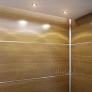 Алюминиевый профиль декоративный фото