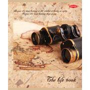 Тетрадь 80 листов Путешествия фото