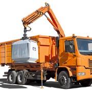 Автомобиль-мусоровоз КрАЗ К16.2 фото