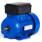 Электродвигатель однофазный АИРЕ56A2 мощность, кВт 0,12 3000 об/мин фото