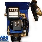 Колонка для дизельного топлива 24В.12В.220В, 40, 60, 80 л/мин фото