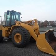 Прокат и аренда погрузочно-разгрузочных машин и оборудования, 966 Caterpillar погрузчик с оператором фото