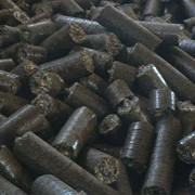 Брикеты НЕСТРО из лузги подсолнечника в биг-бегах фото