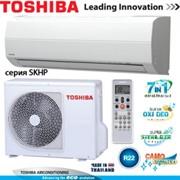 Кондиционер Toshiba RAS-10SKHP-E/RAS-10S2AH-E фото