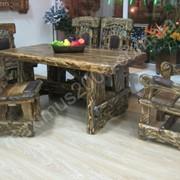 Оригинальный мебельный набор Егерь для баров пабов фото
