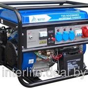 Бензогенератор электростанция TSS SGG 5600 E3 фото