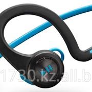 Bluetooth гарнитура Plantronics BACKBEAT FIT/R, headset, blue, E&A Стерео , цвет: синий фото