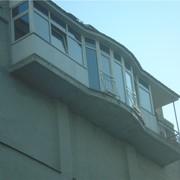 Кухню расширить за счет балкона фото