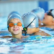 Обучение плавания фото