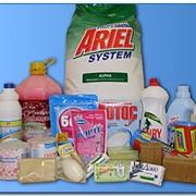 Оптовая торговля хозяйственными товарами и продуктами питания фото