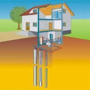 Вода, газ и тепло, Монтаж объектов водо-, газо-, теплообеспечения, Проектирование и монтаж объектов теплообеспечения, Монтаж и реконструкция систем отопления,геотермальное отопление фото