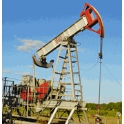 Производство станков-качалок для добычи нефти фото