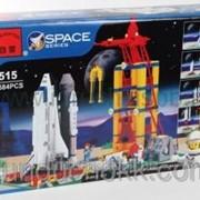 Конструктор BRICK 515 Космическая база 540 деталей фото