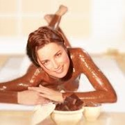 Шоколадное обёртывание фото