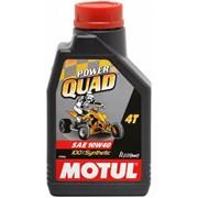 Масло для мототехники Motul Модель 10W40 4T POWER QUAD 1L фото