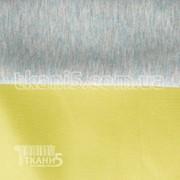 Ткань Трикотаж неопрен двухсторонний ( желтый ) 3905 фото