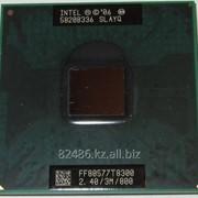 Процессор Intel Core 2DUO T8300 2.40/3M/800 фото