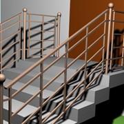 Лестницы, перила фото