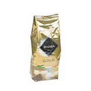 Кофе молотый RIOBA Gold 80% Арабика, 20% Робуста, 1кг фото