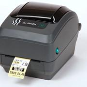 Принтер штрих-кода Zebra GK420t (RS-232/USB/LPT) фото