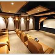 Эксклюзивные кресла для персональных кинозалов фото