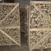 Дрова каминные колотые граб,дуб фото