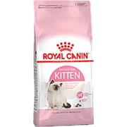 Royal Canin 400г Kitten Сухой корм для котят в возрасте до 12 месяцев фото