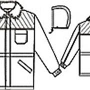 Куртка утепленная Бригадир фото
