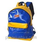 Рюкзак классика Украина DERBY с карманом для ноутбука 14* кожзам фото