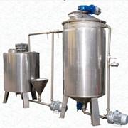 Вакуум-выпарные пищевые установки производство монтаж Пуск наладка фото
