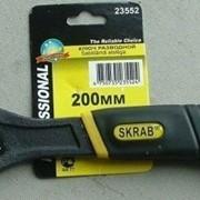 "Разводной ключ ""SKRAB"" 8"" 31444394 фото"