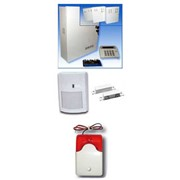 Комплектность системы охранной сигнализации фото